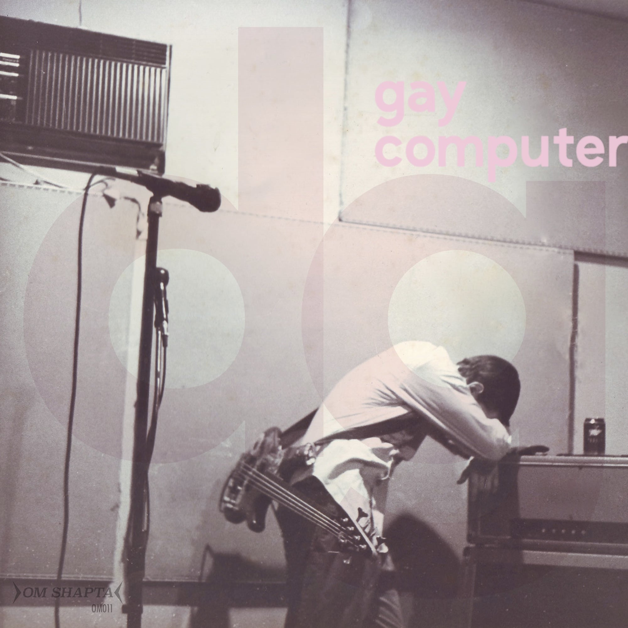 """Cover art for """"Gay Computer"""" by Dudley Ghost"""
