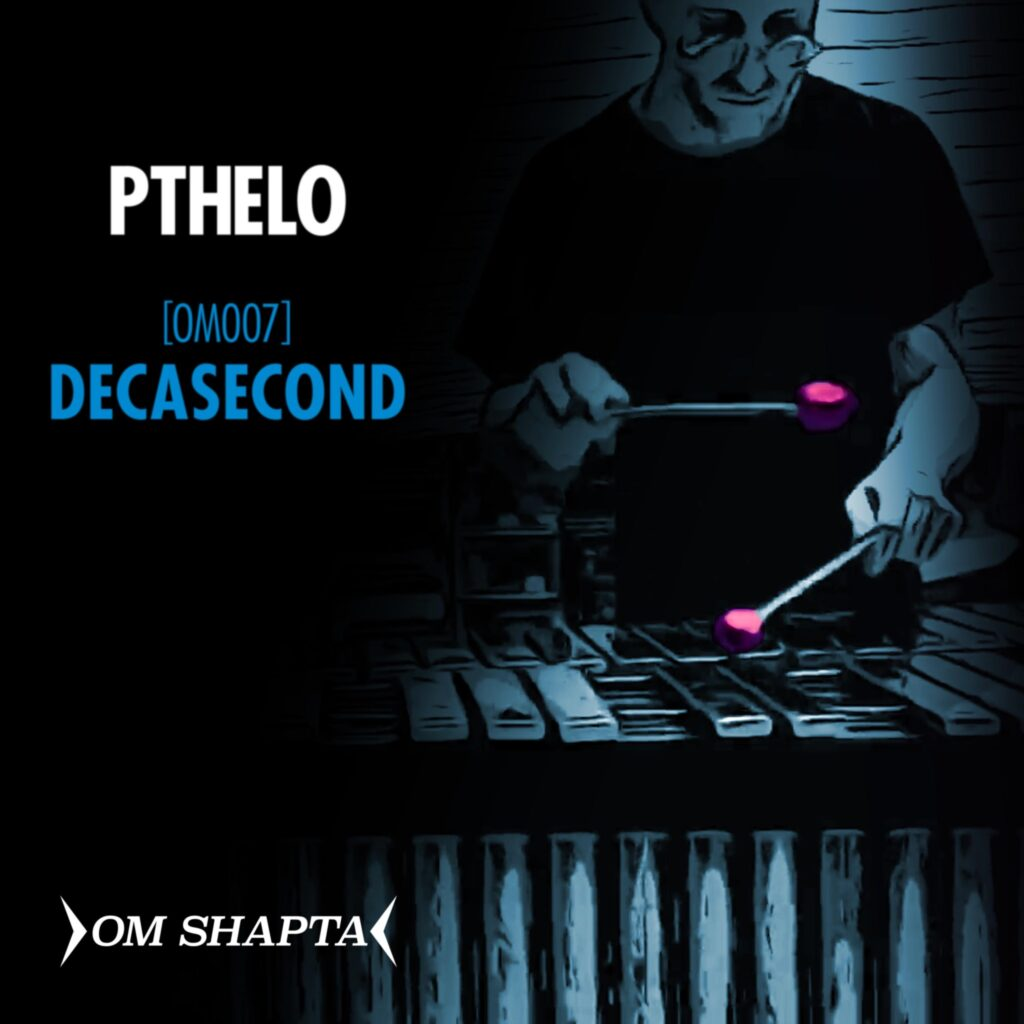 """Cover art for """"Decasecond"""" by pthelo"""